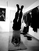 Dimitri's Headstand