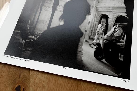 Fine art print black white schwarzweiss